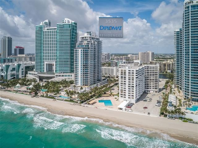 Diplomat Oceanfront Residences for Sale - 3535 S Ocean Dr, Unit 1904, Hollywood 33019, photo 25 of 31