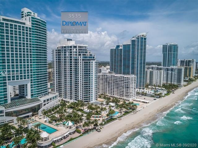 Diplomat Oceanfront Residences for Sale - 3535 S Ocean Dr, Unit 1904, Hollywood 33019, photo 26 of 31