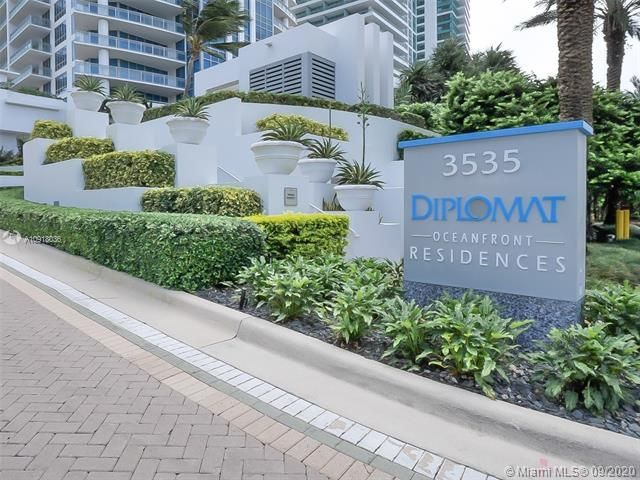 Diplomat Oceanfront Residences for Sale - 3535 S Ocean Dr, Unit 1904, Hollywood 33019, photo 29 of 31