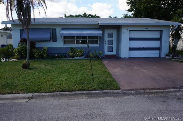 Paradise Gardens Sec 2 for Sale - 1455 NW 69th Ave, Margate 33063, photo 2 of 27