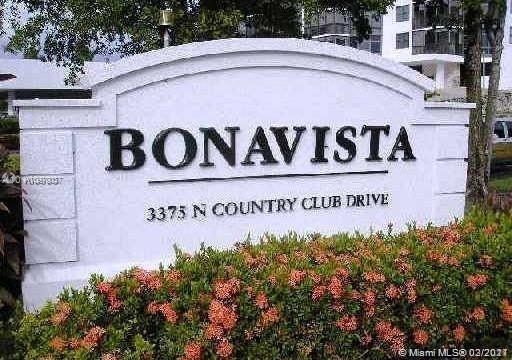 Bonavista for Sale - 3375 N Country Club Dr, Unit 207, Aventura 33180, photo 2 of 31