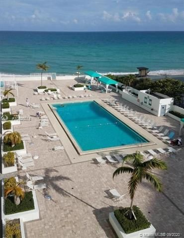 Sea Air Towers for Sale - 3725 S Ocean Dr, Unit 523, Hollywood 33019, photo 26 of 28