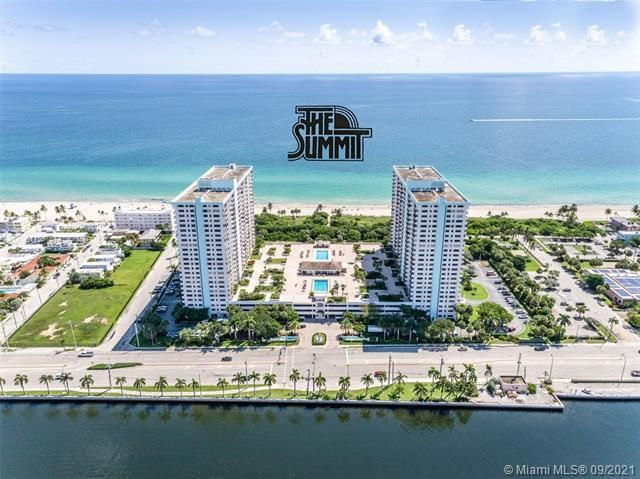 Summit for Sale - 1201 S Ocean Drive, Unit 1105N, Hollywood 33019, photo 1 of 20