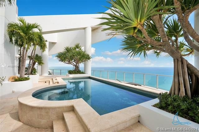 Ocean Palms for Sale - 3101 S Ocean Dr, Unit PH-08, Hollywood 33019, photo 1 of 55