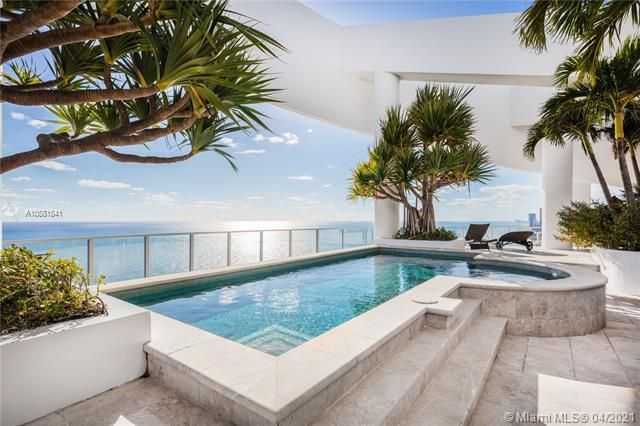 Ocean Palms for Sale - 3101 S Ocean Dr, Unit PH-08, Hollywood 33019, photo 2 of 55