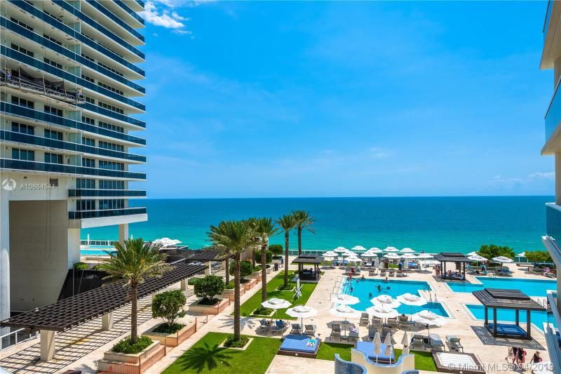 Beach Club I for Sale - 1850 S Ocean Dr, Unit 1010, Hallandale 33009, photo 1 of 19