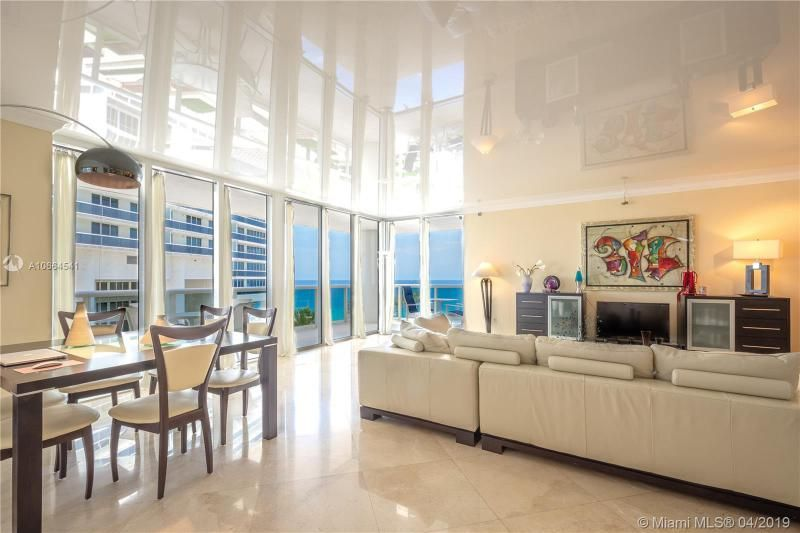 Beach Club I for Sale - 1850 S Ocean Dr, Unit 1010, Hallandale 33009, photo 7 of 19