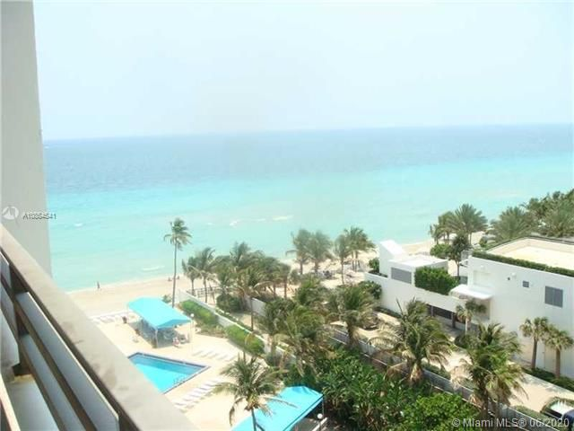 Alexander Towers for Sale - 3505 S Ocean Dr, Unit 918, Hollywood 33019, photo 1 of 15