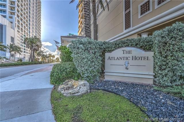 Atlantic Hotel Condominium for Sale - 601 N Ft Lauderdale Beach Blvd, Unit 902, Fort Lauderdale 33304, photo 29 of 29