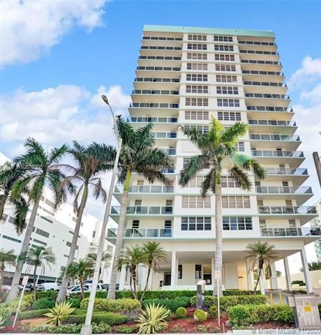 Sea Air Towers for Sale - 3725 S Ocean Dr, Unit 1115, Hollywood 33019, photo 2 of 16