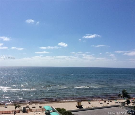Sea Air Towers for Sale - 3725 S Ocean Dr, Unit 1115, Hollywood 33019, photo 3 of 16