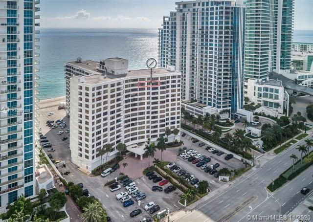 Alexander Towers for Sale - 3505 S Ocean Dr, Unit 1402, Hollywood 33019, photo 2 of 21