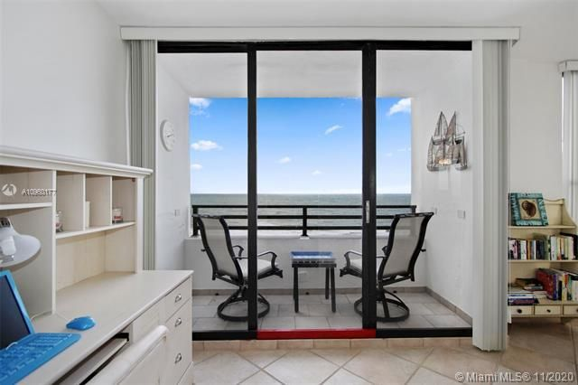 Alexander Towers for Sale - 3505 S Ocean Dr, Unit 914, Hollywood 33019, photo 1 of 20