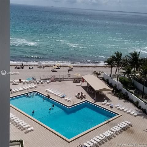 Alexander Towers for Sale - 3505 S Ocean Dr, Unit 914, Hollywood 33019, photo 16 of 20