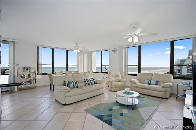 Alexander Towers for Sale - 3505 S Ocean Dr, Unit 914, Hollywood 33019, photo 3 of 20