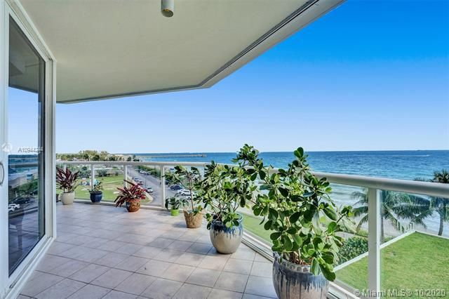 Renaissance On The Ocean for Sale - 6051 N Ocean Dr, Unit 505, Hollywood 33019, photo 50 of 62