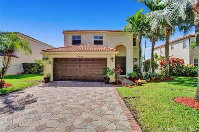 Riviera Isles for Sale - 16844 SW 49th Ct, Miramar 33027, photo 1 of 64