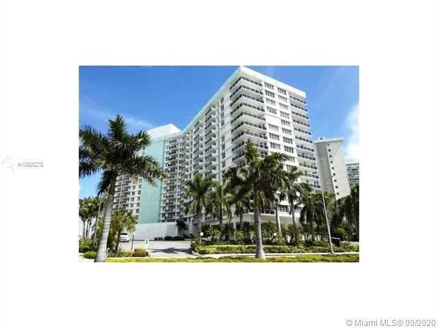 Sea Air Towers for Sale - 3725 S Ocean Dr, Unit 1219, Hollywood 33019, photo 1 of 31