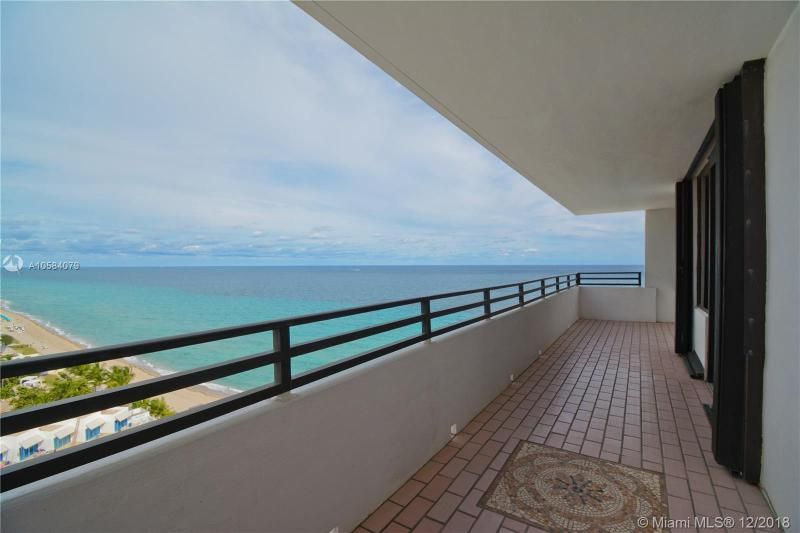 Alexander Towers for Sale - 3505 S Ocean Dr, Unit 1512, Hollywood 33019, photo 13 of 15