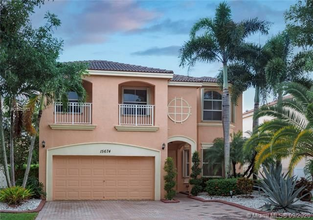 Riviera Isles for Sale - 15674 SW 53rd Ct, Miramar 33027, photo 1 of 48
