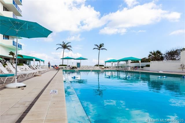 Sea Air Towers for Sale - 3725 S Ocean Dr, Unit 1107, Hollywood 33019, photo 13 of 14