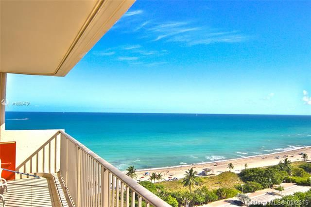 Summit for Sale - 1201 S OCEAN, Unit 1601N, Hollywood 33019, photo 2 of 32
