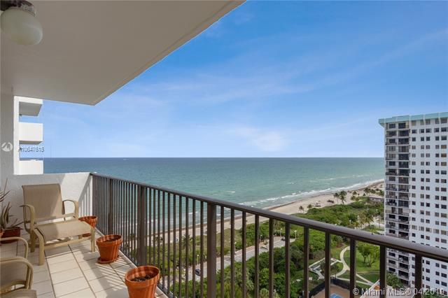 Summit for Sale - 1201 S Ocean Dr, Unit 2103N, Hollywood 33019, photo 1 of 27
