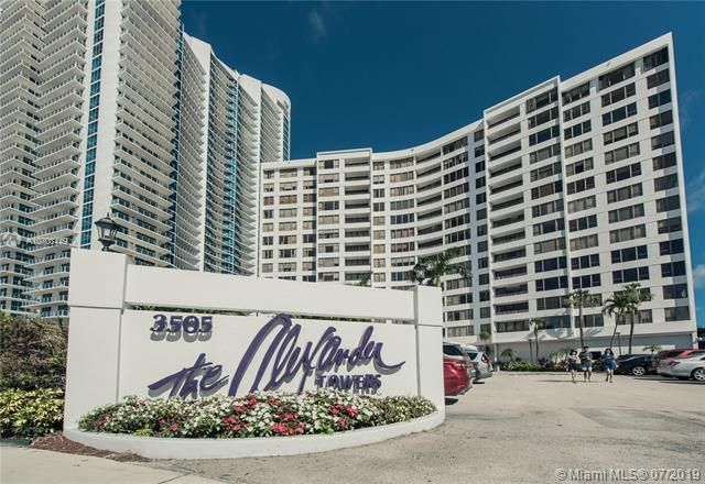 Alexander Towers for Sale - 3505 S Ocean Dr, Unit 1505, Hollywood 33019, photo 5 of 48