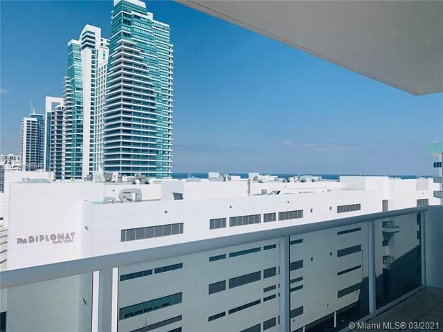 Sea Air Towers for Sale - 3725 S Ocean Dr, Unit 1627, Hollywood 33019, photo 13 of 30