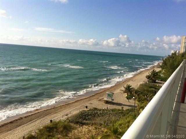 Beach Club I for Sale - 1850 S Ocean Dr, Unit 908, Hallandale 33009, photo 3 of 24