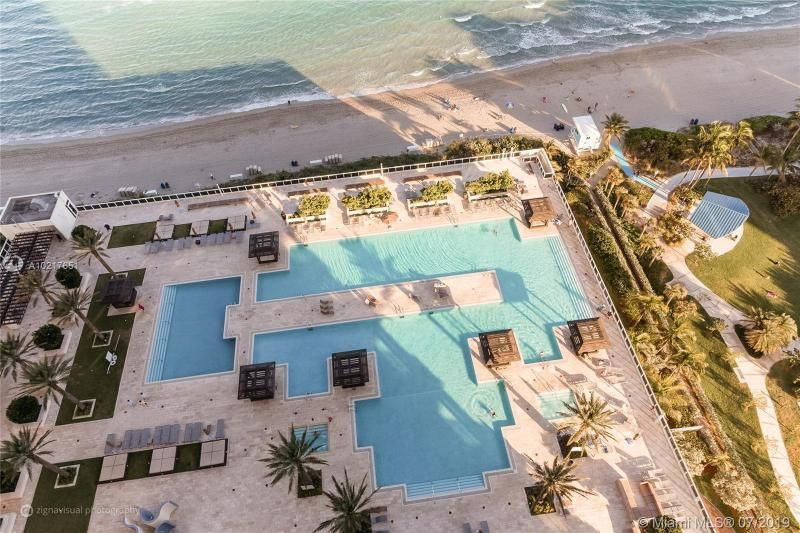 Beach Club I for Sale - 1850 S Ocean Dr, Unit 2702, Hallandale 33009, photo 15 of 19