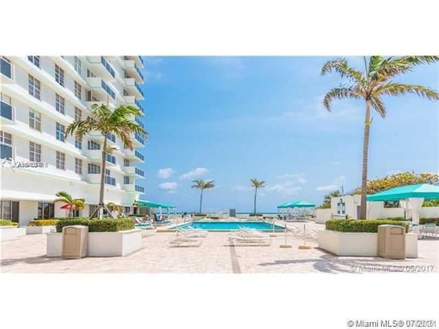 Sea Air Towers for Sale - 3725 S Ocean Dr, Unit 917, Hollywood 33019, photo 30 of 33