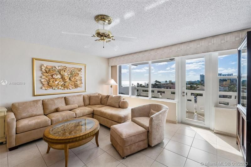 Hollywood Towers for Sale - 3111 N Ocean Dr, Unit 510, Hollywood 33019, photo 6 of 28