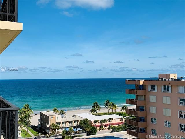 Oxford Towers for Sale - 1501 S Ocean Dr, Unit 1204, Hollywood 33019, photo 1 of 32