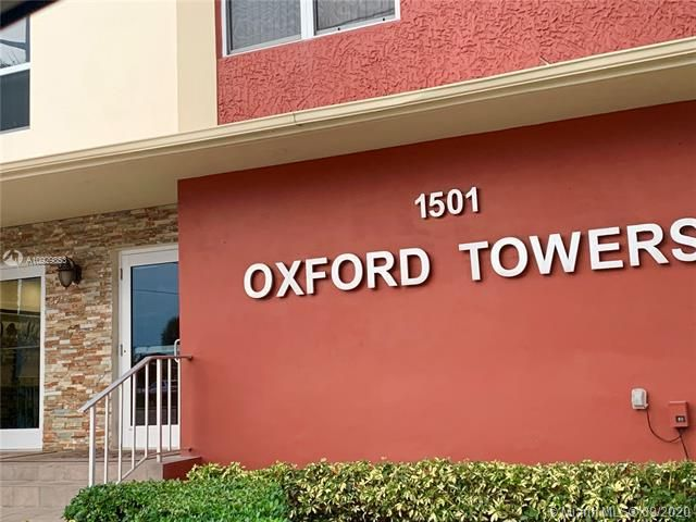 Oxford Towers for Sale - 1501 S Ocean Dr, Unit 1204, Hollywood 33019, photo 2 of 32