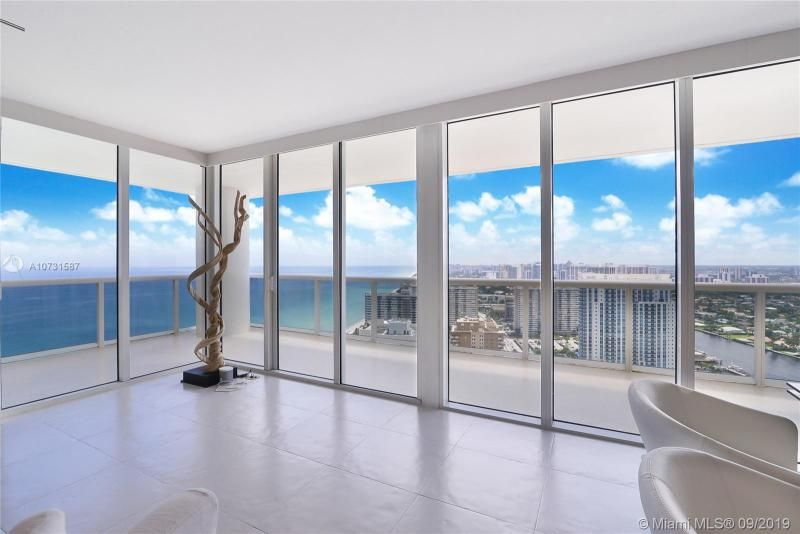 Beach Club I for Sale - 1850 S Ocean Dr, Unit 3605, Hallandale 33009, photo 1 of 20