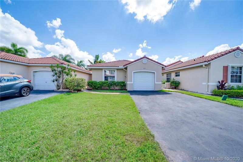 Silver Lakes At Pembroke for Sale - 17312 NW 6th Ct, Pembroke Pines 33029, photo 2 of 41