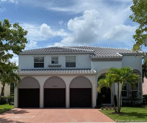 Riviera Isles for Sale - 16862 SW 50th Street, Miramar 33027, photo 1 of 34