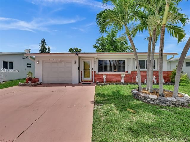 Paradise Gardens Sec 2 for Sale - 1470 NW 67th Ter, Margate 33063, photo 27 of 32