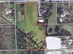 Fla Fruit Lands Co Sub 1 for Sale - 48 SW Sw 178 Ave, Southwest Ranches 33331, photo 1 of 3