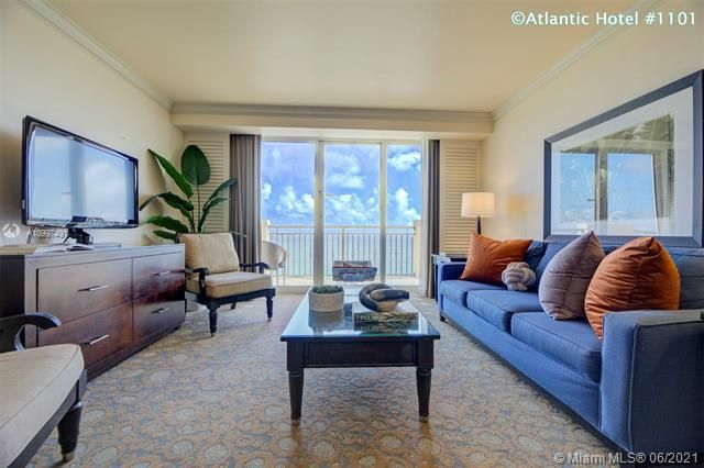 Atlantic Hotel Condominium for Sale - 601 N Fort Lauderdale Beach Blvd, Unit 1101, Fort Lauderdale 33304, photo 11 of 44