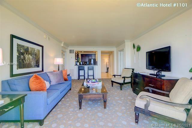 Atlantic Hotel Condominium for Sale - 601 N Fort Lauderdale Beach Blvd, Unit 1101, Fort Lauderdale 33304, photo 15 of 44