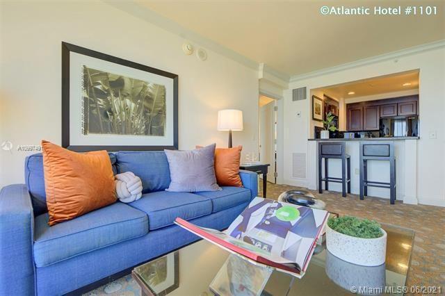 Atlantic Hotel Condominium for Sale - 601 N Fort Lauderdale Beach Blvd, Unit 1101, Fort Lauderdale 33304, photo 16 of 44