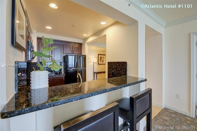 Atlantic Hotel Condominium for Sale - 601 N Fort Lauderdale Beach Blvd, Unit 1101, Fort Lauderdale 33304, photo 17 of 44