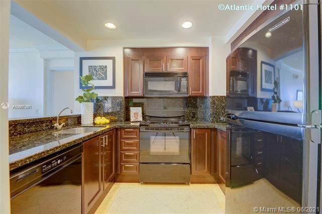 Atlantic Hotel Condominium for Sale - 601 N Fort Lauderdale Beach Blvd, Unit 1101, Fort Lauderdale 33304, photo 18 of 44