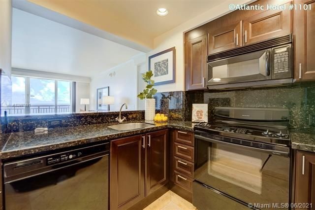 Atlantic Hotel Condominium for Sale - 601 N Fort Lauderdale Beach Blvd, Unit 1101, Fort Lauderdale 33304, photo 19 of 44