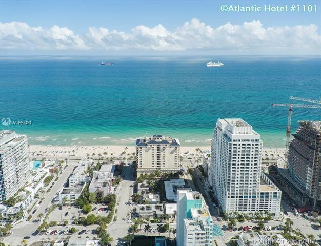 Atlantic Hotel Condominium for Sale - 601 N Fort Lauderdale Beach Blvd, Unit 1101, Fort Lauderdale 33304, photo 2 of 44