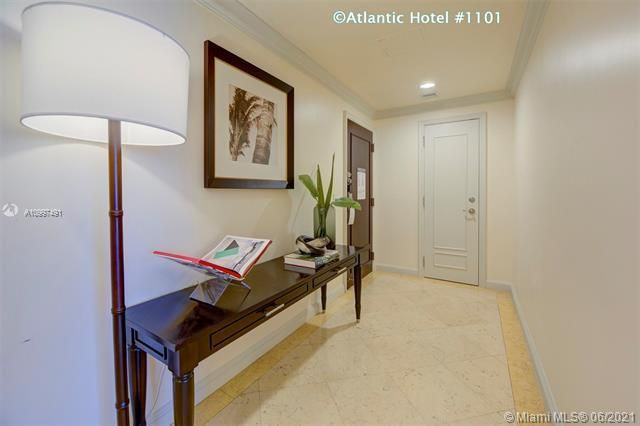 Atlantic Hotel Condominium for Sale - 601 N Fort Lauderdale Beach Blvd, Unit 1101, Fort Lauderdale 33304, photo 21 of 44