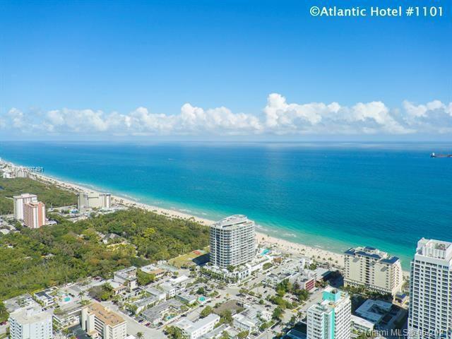 Atlantic Hotel Condominium for Sale - 601 N Fort Lauderdale Beach Blvd, Unit 1101, Fort Lauderdale 33304, photo 3 of 44