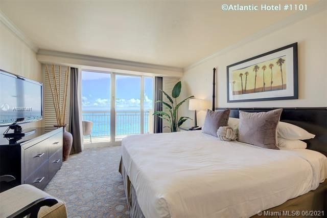 Atlantic Hotel Condominium for Sale - 601 N Fort Lauderdale Beach Blvd, Unit 1101, Fort Lauderdale 33304, photo 32 of 44